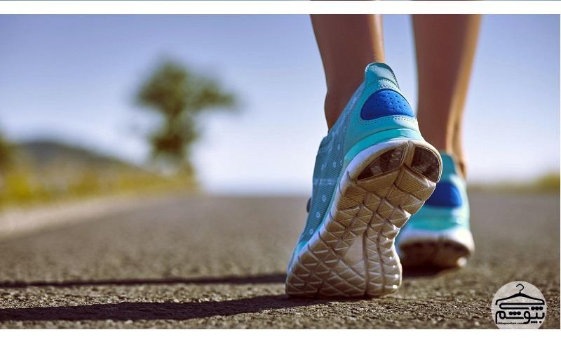 بهترین نوع کفش ورزشی برای پیاده روی و دویدن