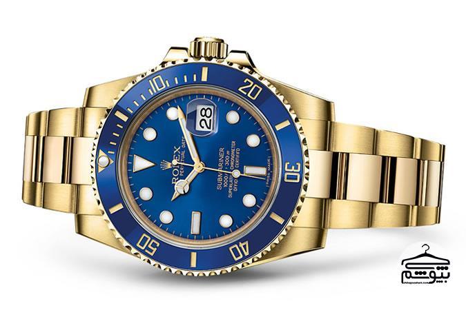 برترین مدلهای ساعت مچی رولکس را بشناسید
