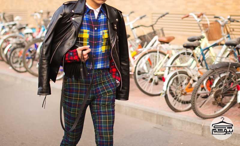 راهنمای پوشیدن لباس مردانه طرحدار