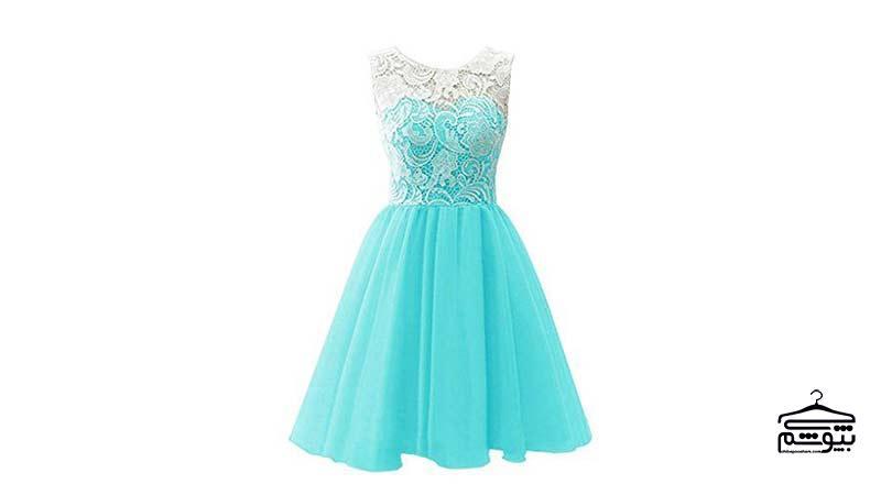 پیشنهادهایی برای پوشیدن لباس آبی اقیانوسی
