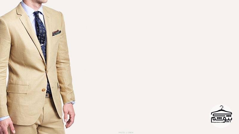 راهنمای انتخاب کت و شلوار مردانه برای بهار و تابستان