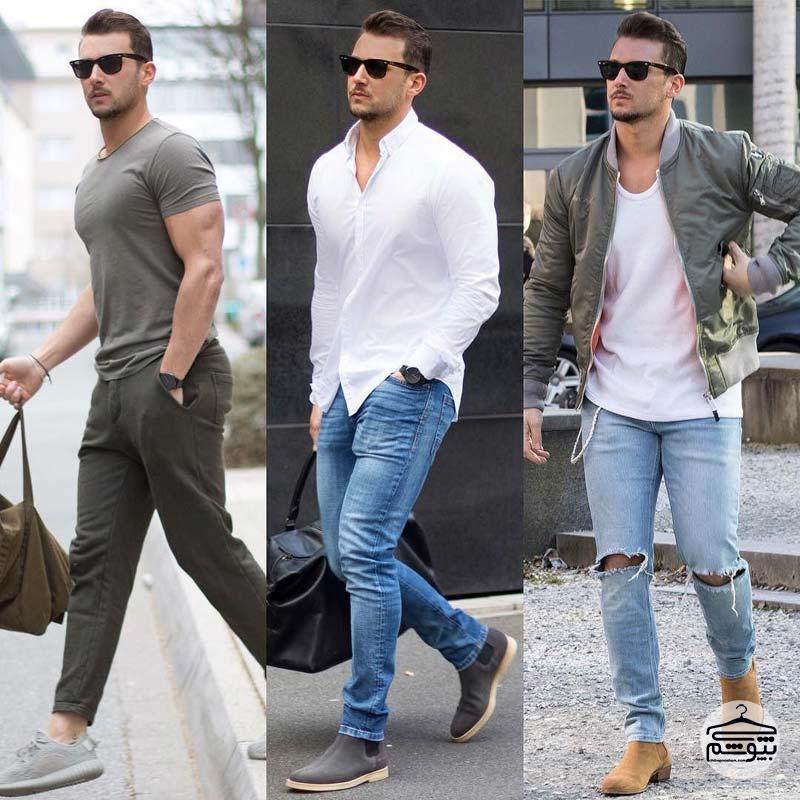 کدام مدل لباس مردانه مورد تایید خانمهاست؟