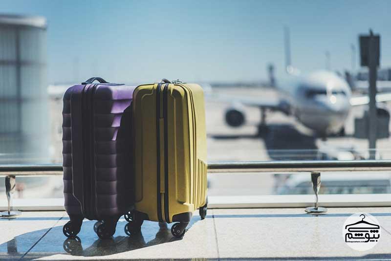 چند نکته برای بستن چمدان سفر