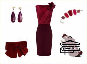 چند ست لباس زنانه خوشرنگ و نازک