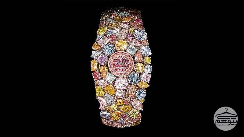 گرانقیمتترین ساعتهای جهان