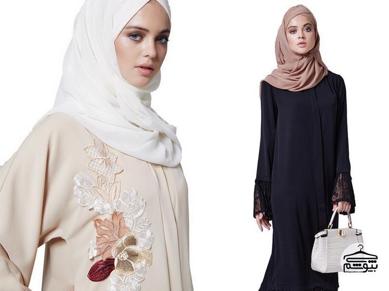 چند مدل مانتو شیک برای عید ۹۶