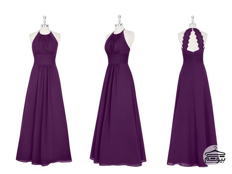 چندین مدل لباس مجلسی برای خانمهای شیک پوش