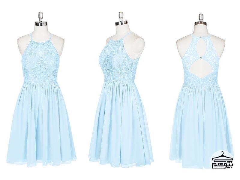 چند مدل لباس مجلسی شیک برای شب عروسی