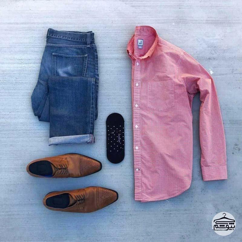 معرفی چند ست لباس مردانه برای تابستان