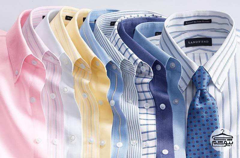 5 روش ست کردن لباس مردانه راه راه