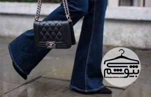 با شلوار دمپا گشاد چه کفشی بپوشیم؟