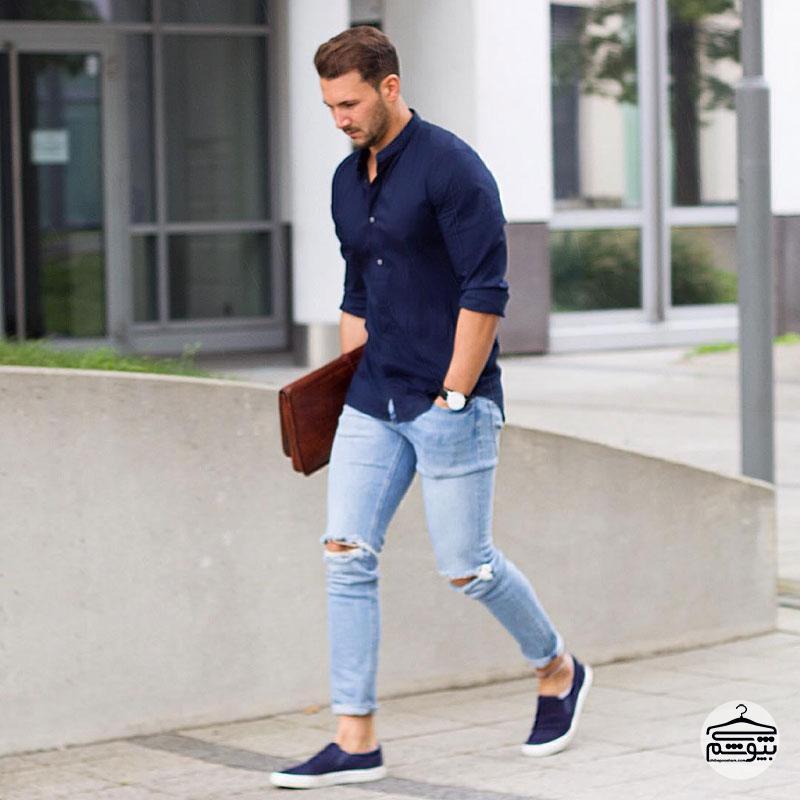 این 6 مدل کفش را با شلوار جین بپوشید