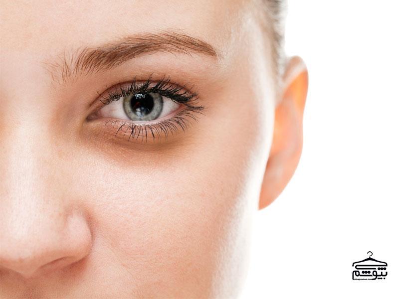 چگونه سیاهی دور چشم را پنهان کنیم؟