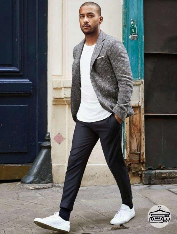 کدام لباس مردانه را با کت بلیزر بپوشیم؟