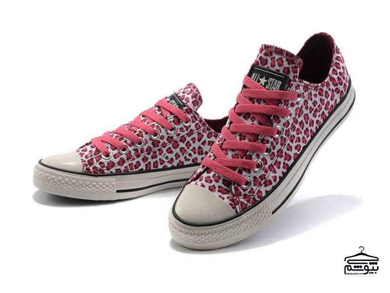 چگونه کفش آل استار دخترانه بپوشیم؟
