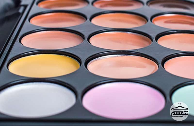 راهنمای تصحیح رنگ پوست با آرایش