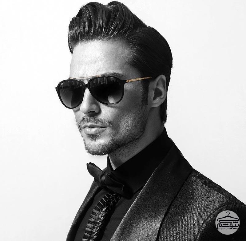 مدلینگ مرد ایرانی