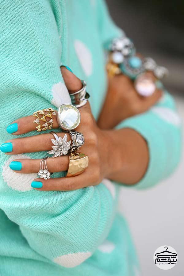 راهنمای نگهداری جواهرات و ساعت