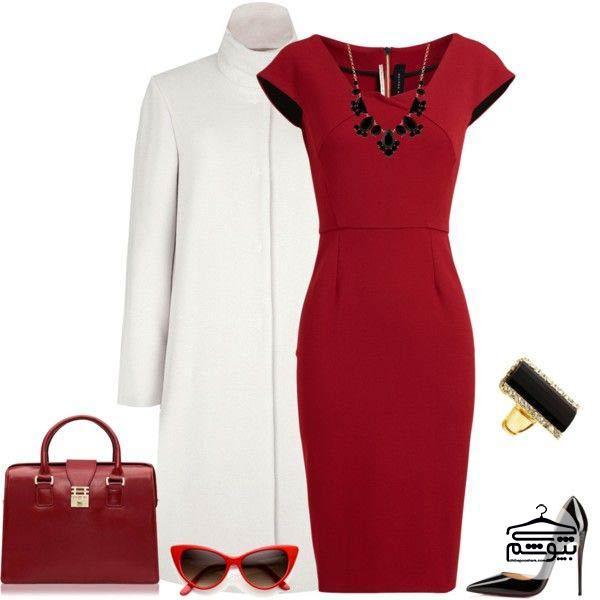 چرا لباس مجلسی قرمز بپوشیم؟