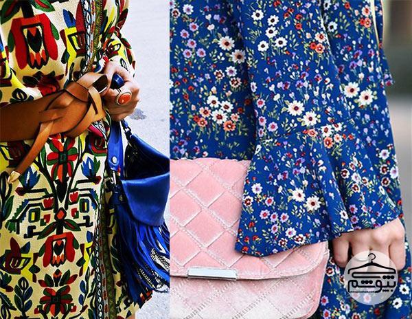 چگونه به سبک بوهمین لباس بپوشیم؟