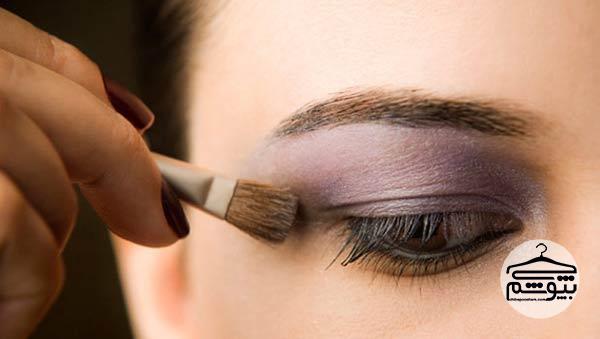 9 راه برای افزایش ماندگاری سایه چشم