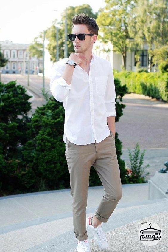 10 ست لباس مردانه تابستانی