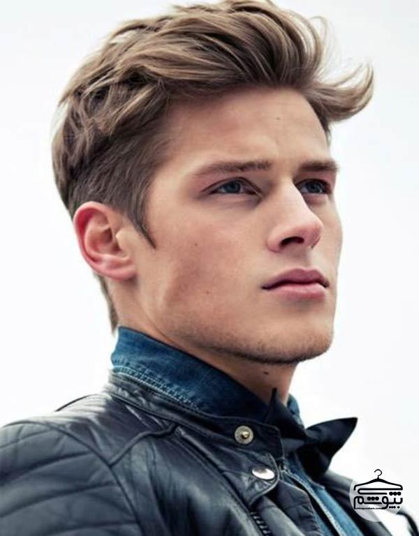 بهترین مدل مو مردانه با توجه به فرم صورت