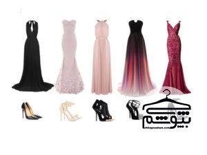 انتخاب لباس مجلسی مناسب مراسم عروسی تابستان