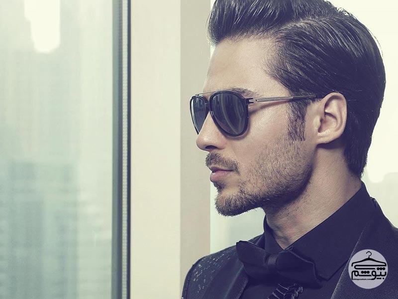 آشنایی با مشهورترین مدلینگ مرد ایرانی