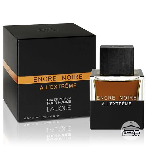 ادکلن مردانه لالیک مدل Encre Noire A L`Extreme