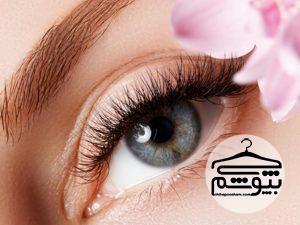 راز داشتن چشمانی شگفتانگیز با اکستنشن مژه + پیشنهاد خرید