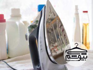 نکاتی ساده و کاربردی برای تمیز کردن انواع اتو