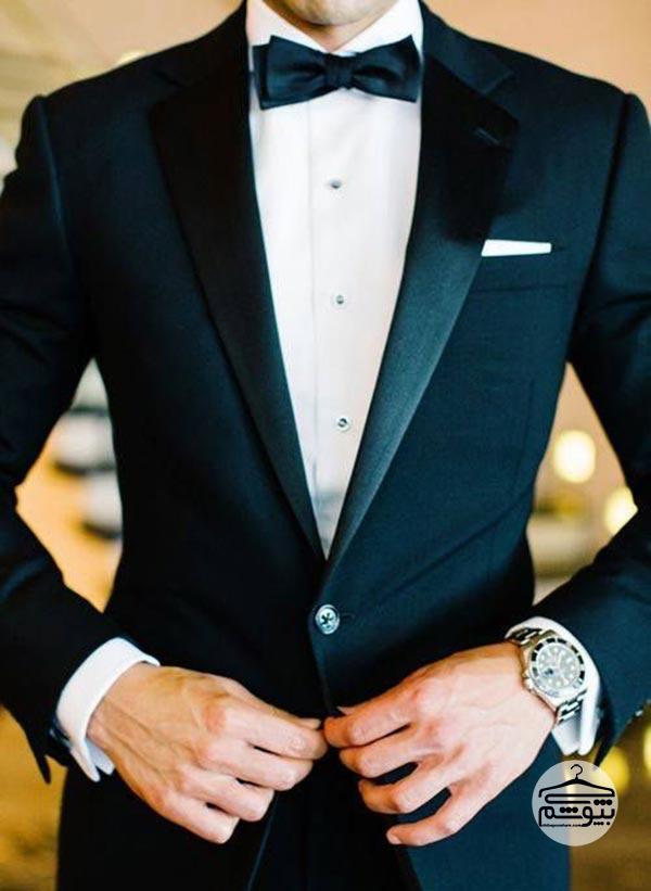 انتخاب سایز کت و شلوار دامادی