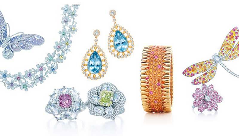 پشت صحنه طراحی جواهرات لاکچری تیفانی