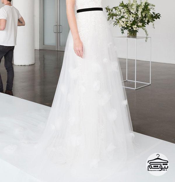 7 مدل لباس عروس بهار 2018