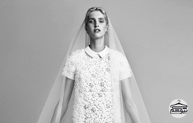 ۷ مدل لباس عروس بهار ۲۰۱۸