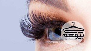 راز داشتن چشمانی شگفتانگیز با استفاده از اکستنشن مژه