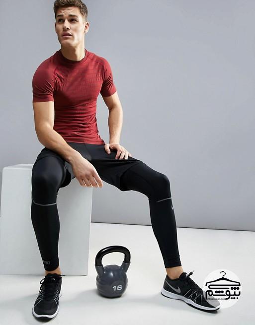 لباس ورزشی مردانه ست