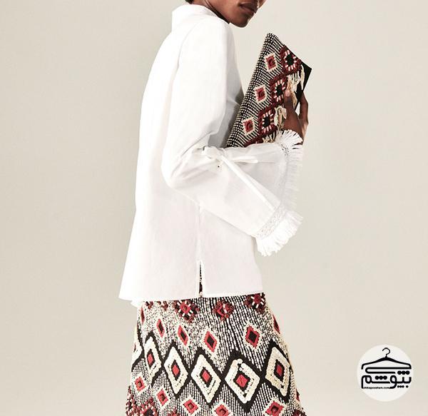 مجموعه جدید لباسهای زنانه برند توری برچ