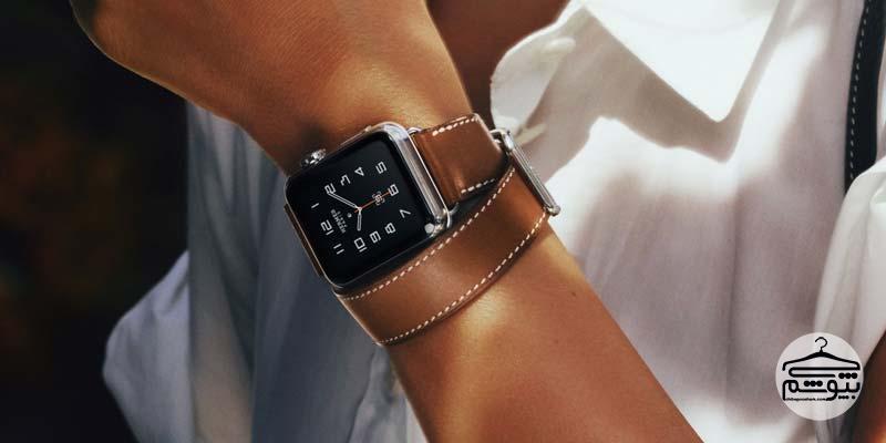 ساعت هوشمند لاکچری