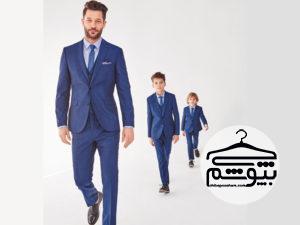 ۱۱ ست لباس پدر و پسر