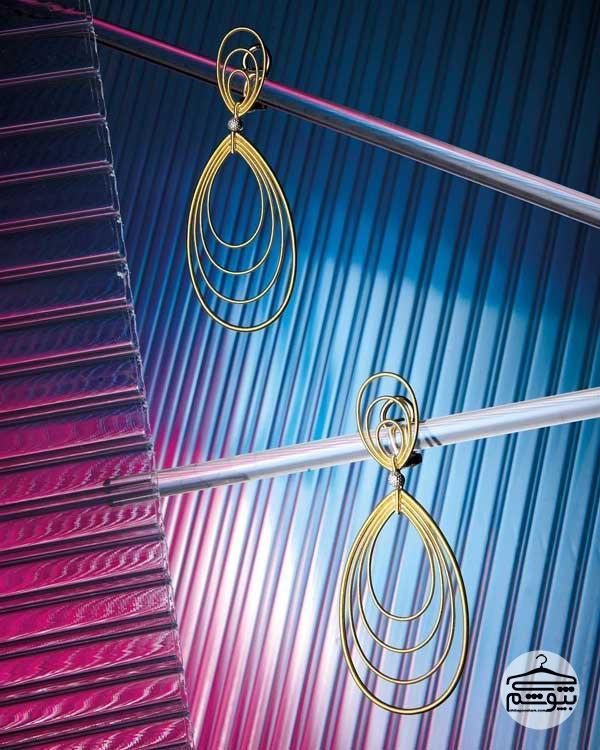 16 مدل گوشواره زیبا و لوکس از برند بوچلاتی