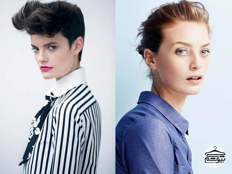 ۱۸ مدل مو کوتاه زنانه به انتخاب سردبیر چی بپوشم
