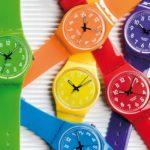 تاریخچه ساعت های سوئیسی سواچ