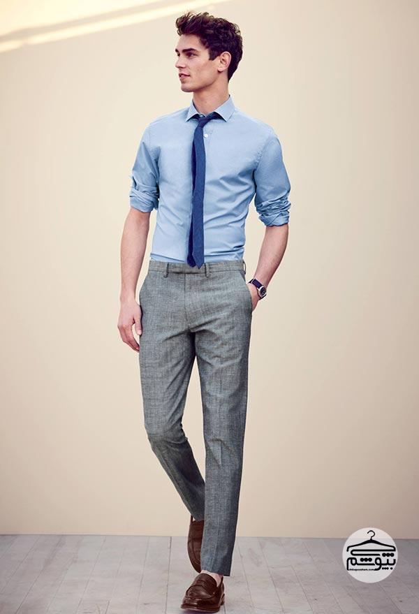 استایل مردانه تابستانی از نگاه چی بپوشم