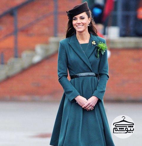 کیت میدلتون ، پرنسس مد جهان چگونه مدل لباس هایش را انتخاب می کند