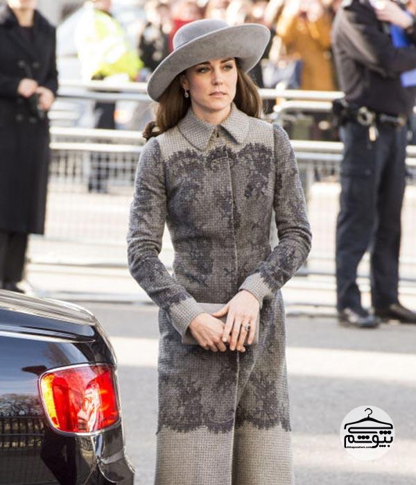 مدل لباس کیت میدلتون