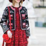 ست لباس زنانه به سبک بوهمین مناسب هر گروه سنی