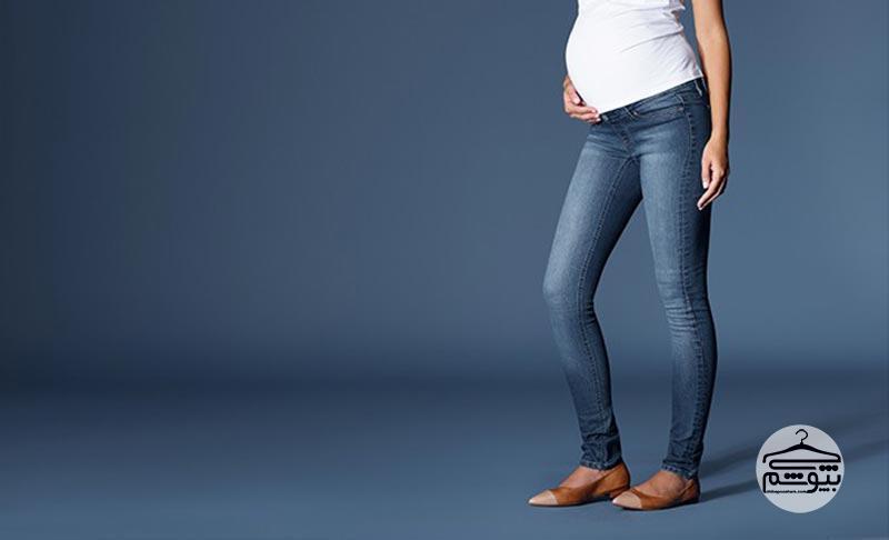 نکاتی در خصوص خرید و انتخاب شلوار جین بارداری