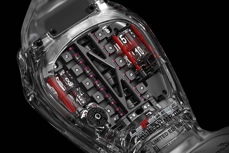 وقتی خودروهای لوکس منبع الهام ساعت سازان میشوند